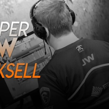"Vem är Jesper ""JW"" Wecksell?"